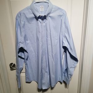 Brooks brothers 17.5/36 Slim shirt